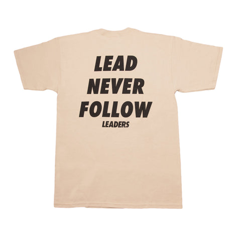 Leaders Martin Luther King Tee - leaders1354