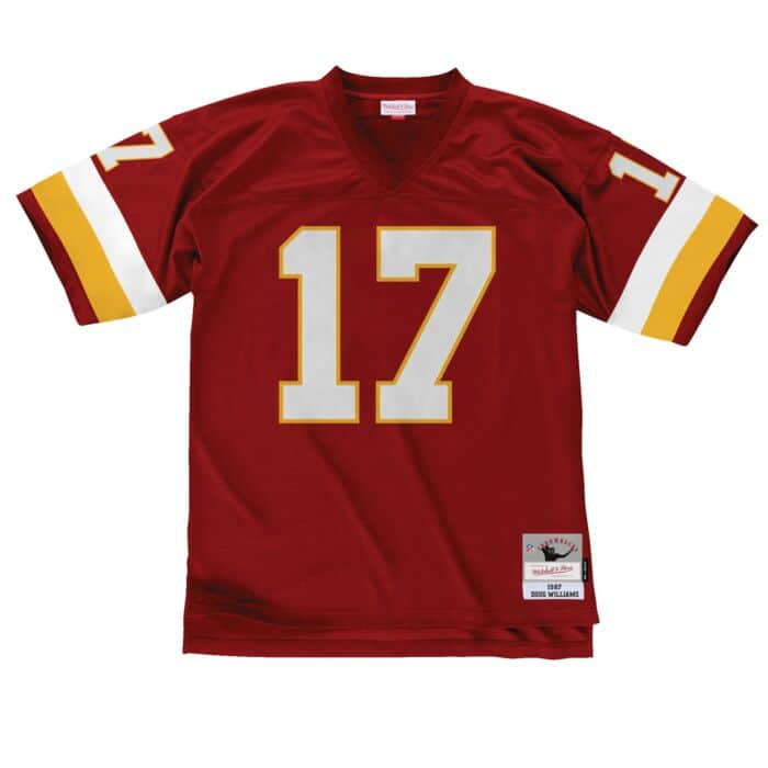 Doug Williams 1986 Authentic wahington Jersey