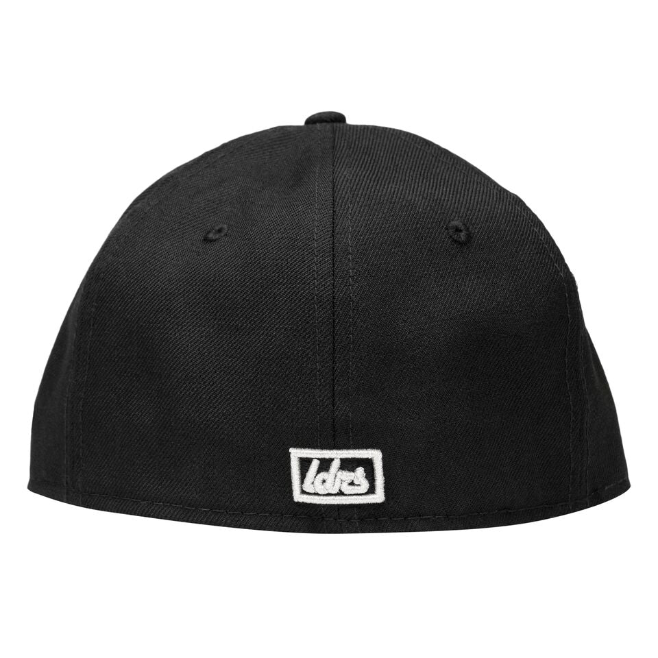 Leaders Pretzel 'L' Fitted Hat - leaders1354
