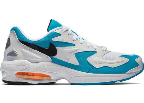 6a002111a816 Nike Air Max 2 Light  Blue Lagoon
