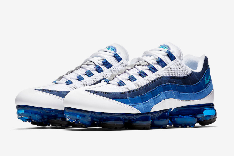 Nike Air Vapormax 95 French Blue - leaders1354