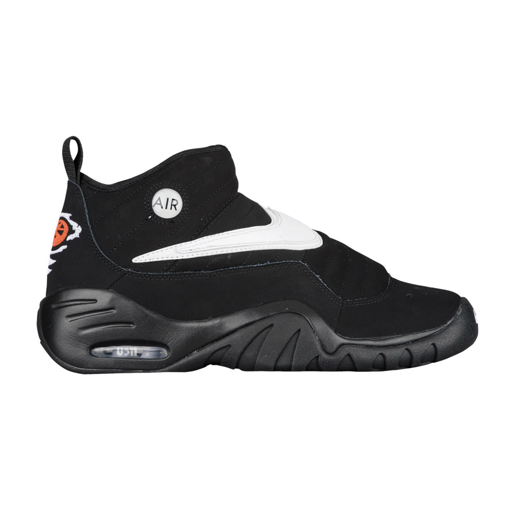 Nike Air Shake Ndestrukt Black & White - leaders1354