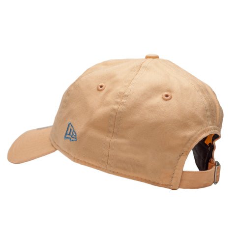 Leaders L Wing Summer Dad Hat Orange