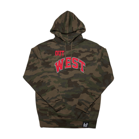 LDRS1354 X WC OUT WEST HOODIE CAMO - leaders1354