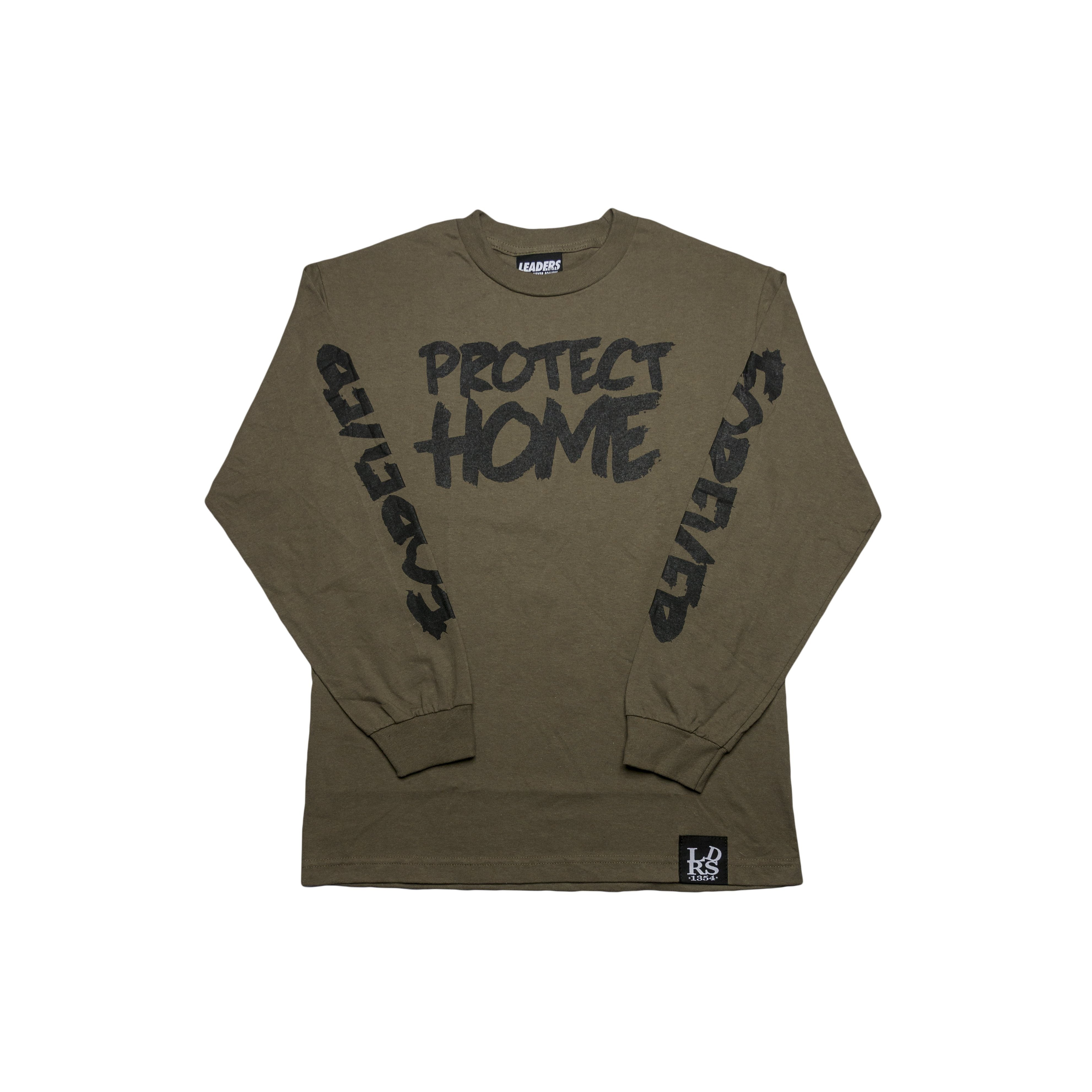 Leaders Protect Home Long Sleeve - leaders1354