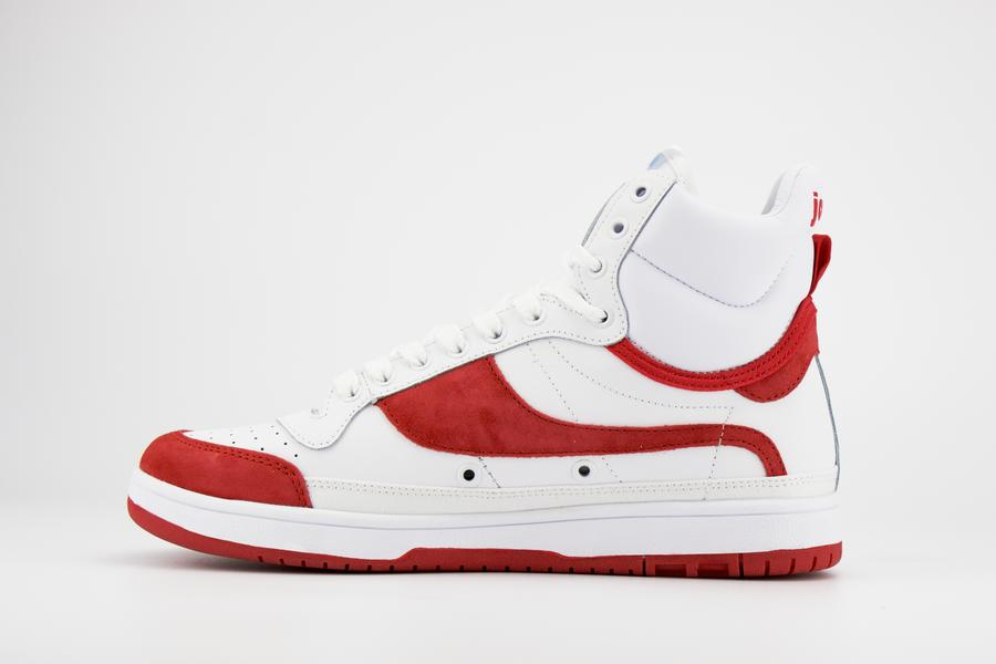 Intimidator High White/Red