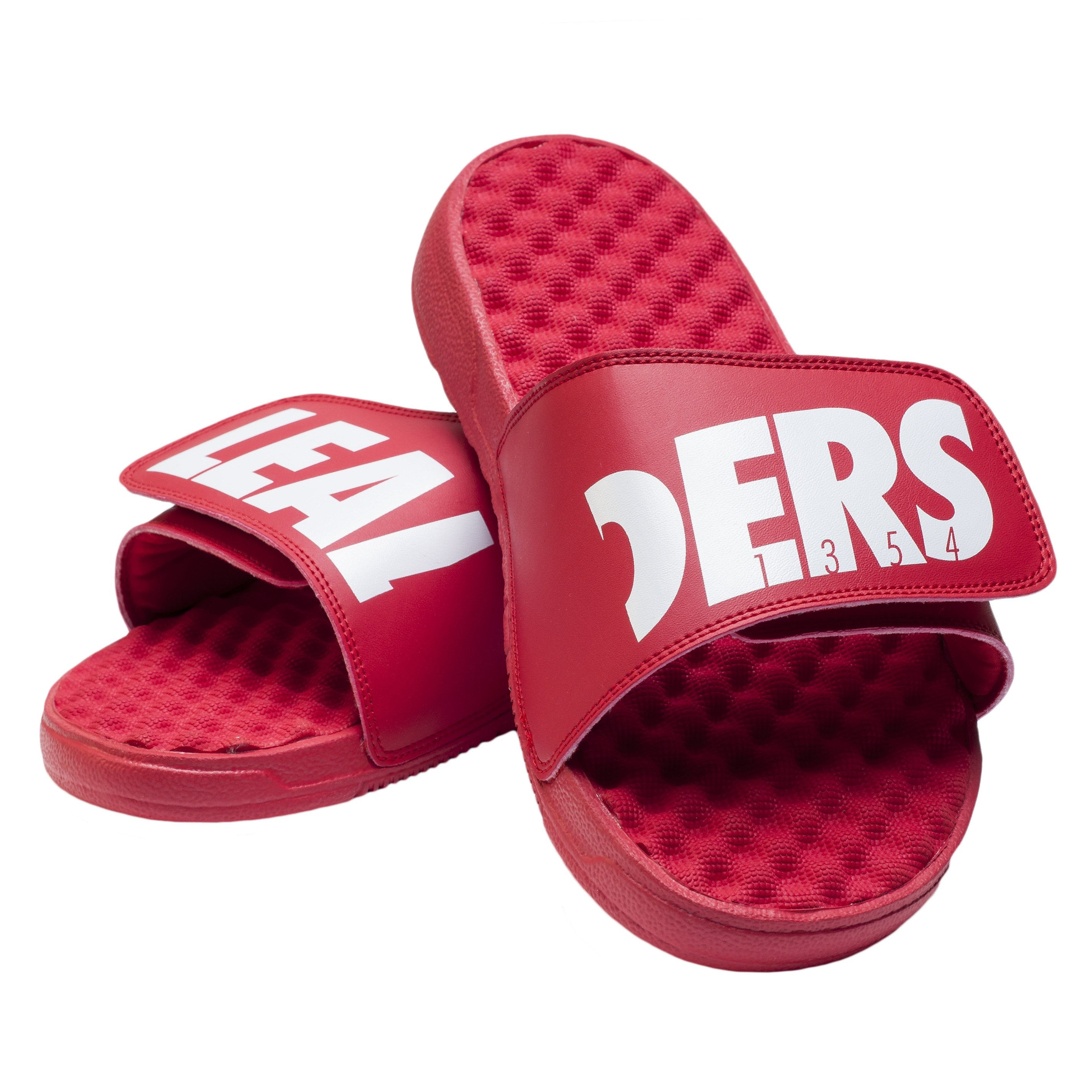 Leaders Red White Slides