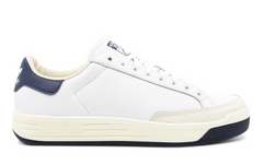Rod Laver White/Navy Leather