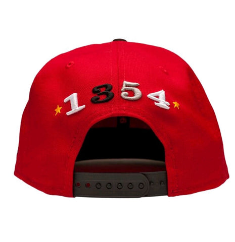 The 'See Red' Snapback