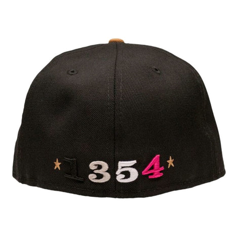 Black/Camel 'OG' Fitted - leaders1354