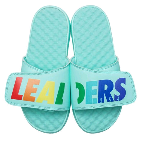 Leaders Teal Slides - leaders1354