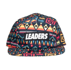 Aztec Five Panel Canvas Camper - leaders1354