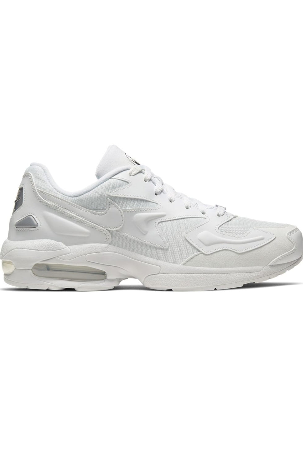 Air Max2 Light Triple White - leaders1354