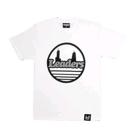 Seal Tee White W/3M Logo - leaders1354