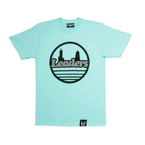 Seal Tee Mint Green W/3M Logo - leaders1354