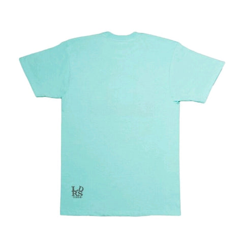 Seal Tee Mint Green W/3M Logo