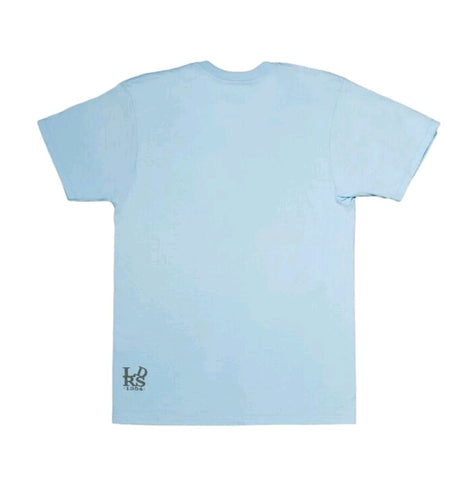 Seal Tee Powder Blue W/3M Logo - leaders1354