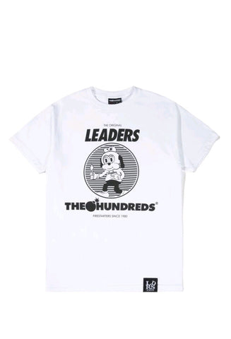 Firestarter SS Tee White - leaders1354