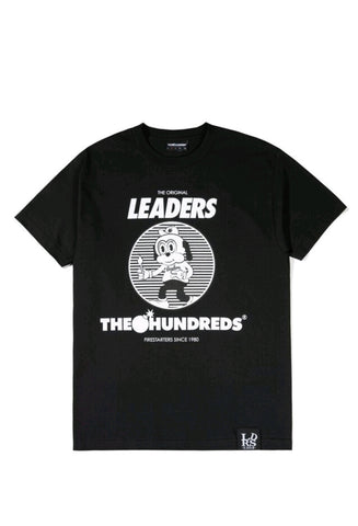 Firestarter SS Tee Black - leaders1354