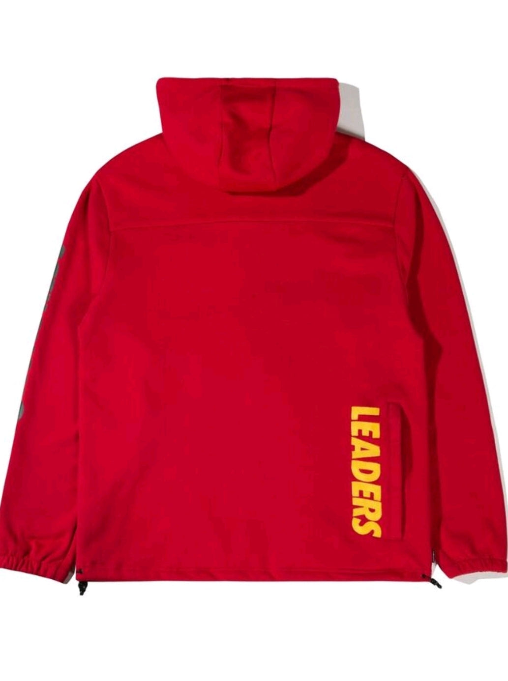 Anorak Fleece Pullover - leaders1354