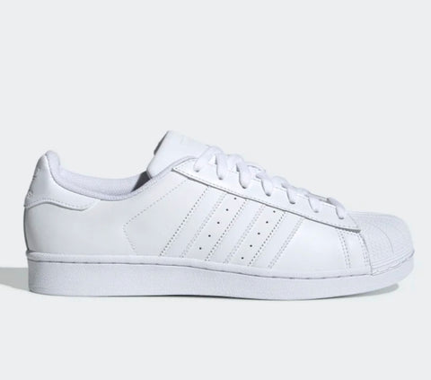 Superstar White/White