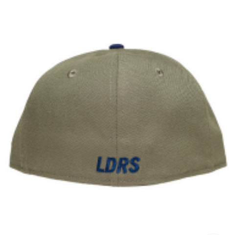 Wings Olive/Pink/Navy Fitted - leaders1354