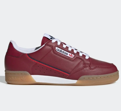 Continental 80 Burgundy/Navy/Gum - leaders1354