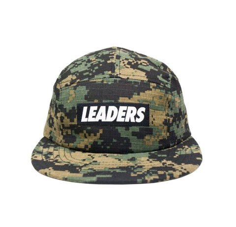 Five Panel Digi Camel - leaders1354