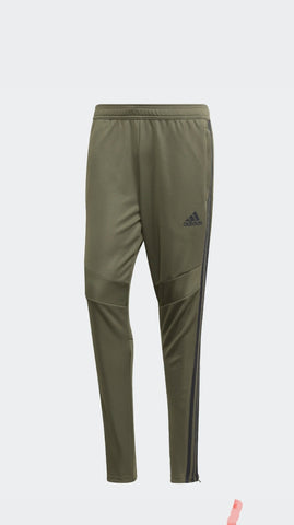 Tiro 19 Training Pant Legacy Green - leaders1354