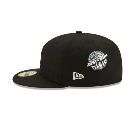 Just Don NBA All-Star Game Fitted Hat Black