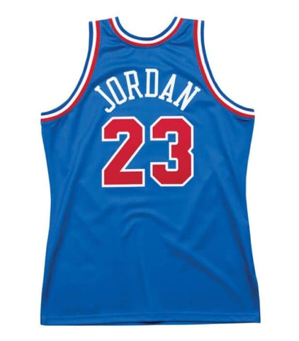 Michael Jordan Authentic 1993 All-Star Jersey - leaders1354
