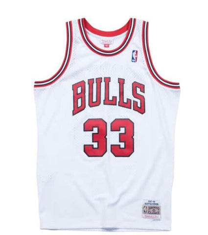 Scottie Pippen Swingman Jersey 1997-98 - leaders1354