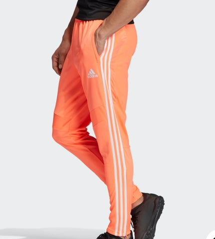 Tiro 19 Training Pants Signal Coral - leaders1354