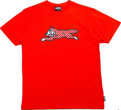 Fossil Fuel SS Tee Red
