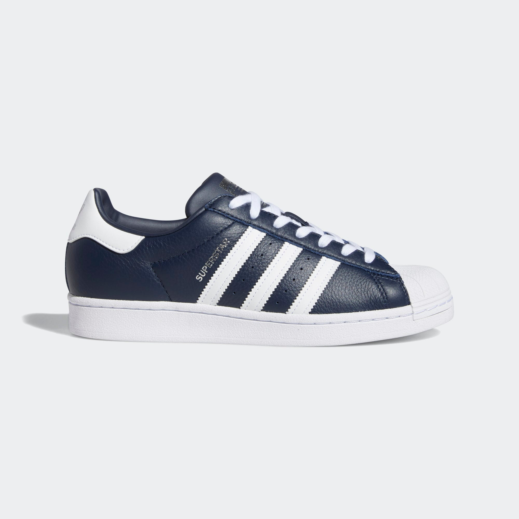 Superstar Collegiate Navy/Cloud White