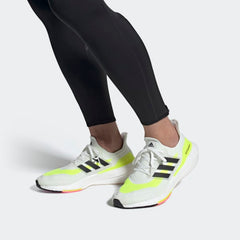 Ultraboost '21 Cloud White/Black/Solar Yellow