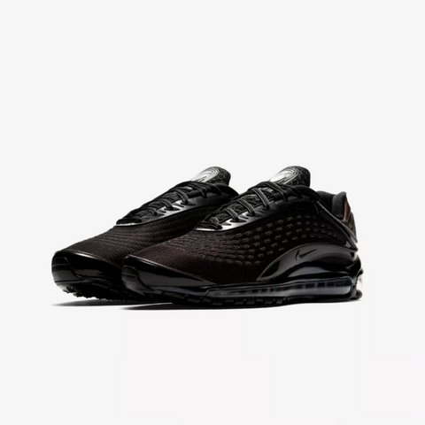 Air Max Deluxe Triple Black - leaders1354