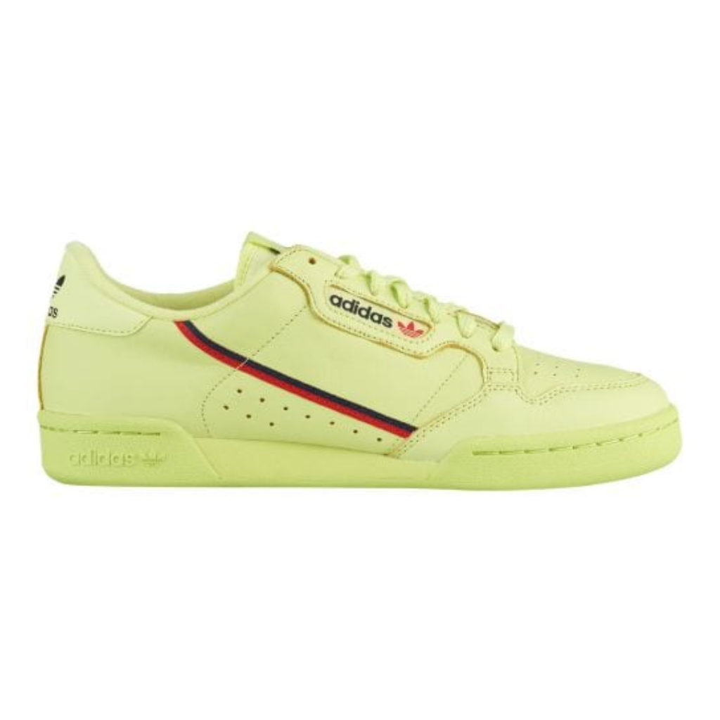 Adidas Continental 80s Clear Semi Frozen Yellow - leaders1354