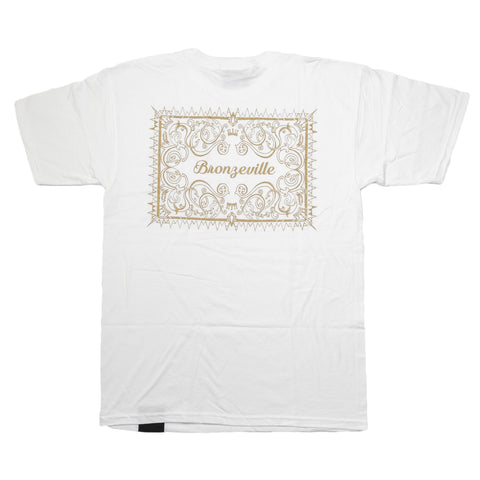 Bronzeville Gold Tee - leaders1354
