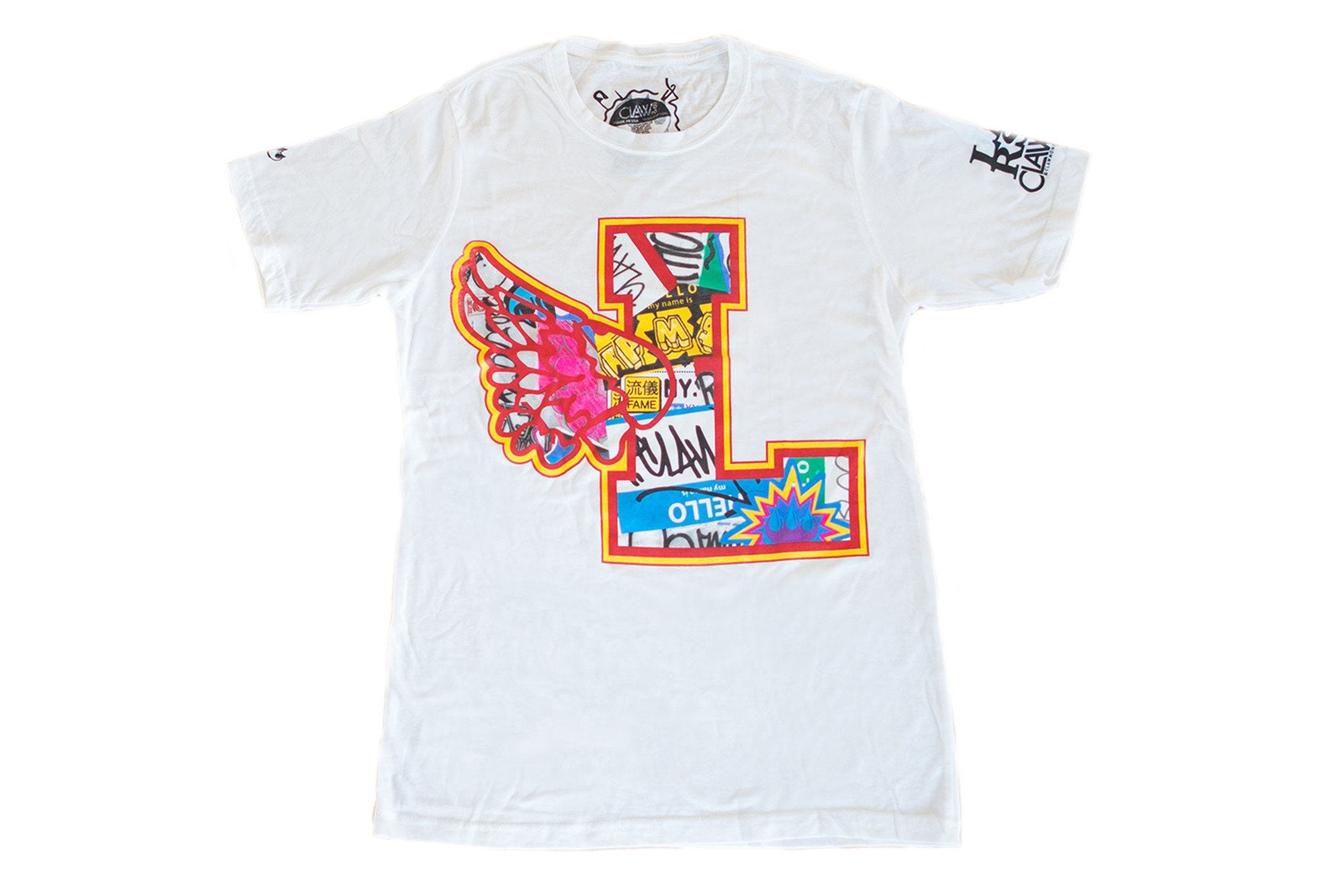 Leaders X Claw Money L Wing Tee