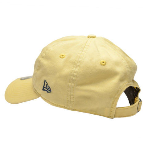 Leaders L Wing Summer Dad Hat Yellow