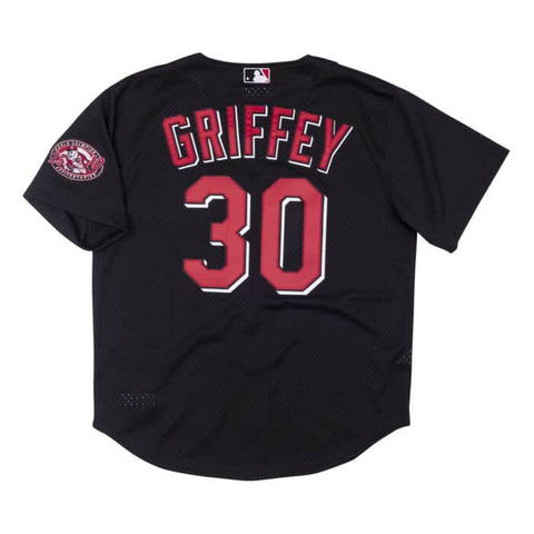 Ken Griffey Jr 2000 Authentic Batting Jersey