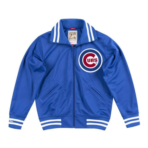 Chicago Cubs 1982 Authentic BP Jacket