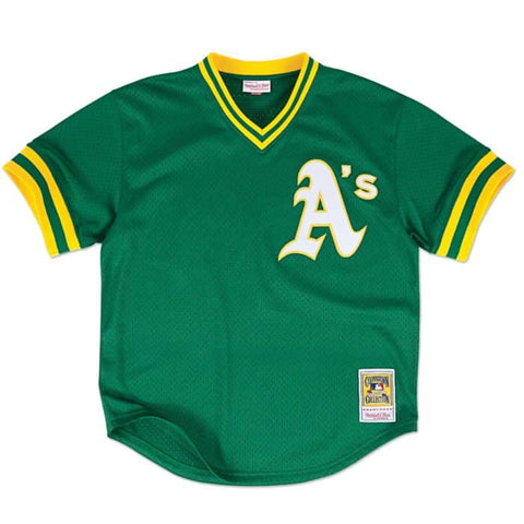 Rickey Henderson 1991 Authentic Batting Jersey