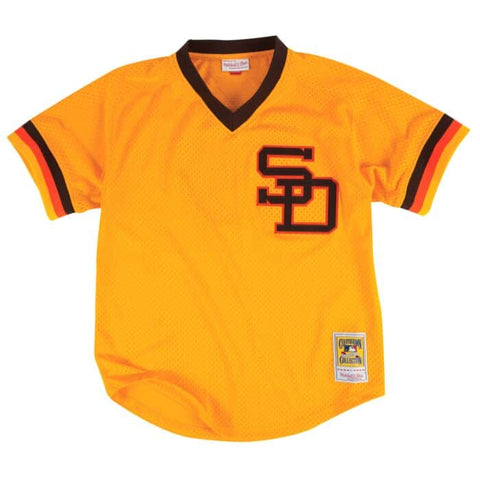 Tony Gwynn 1982 Authentic Batting Practice Jersey