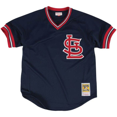 Ozzie Smith 1994 Authentic Batting Practice Jersey