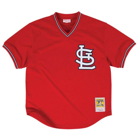 Ozzie Smith 1996 Authentic Batting Jersey