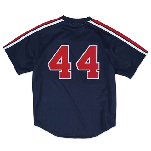 Reggie Jackson 1984 Authentic Batting Practice Jersey
