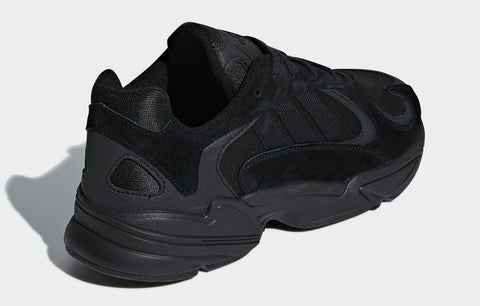 Adidas Yung 1 Triple Black - leaders1354