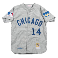 Ernie Banks 1969 Cubs Authentic Jersey